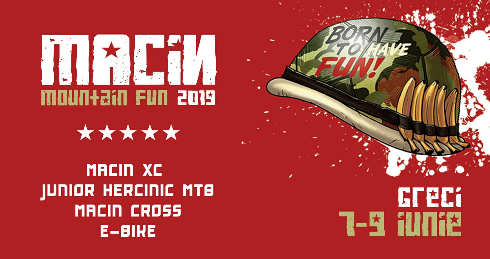 Macin Mountain Fun 2019