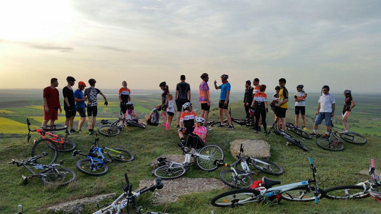 tura Bike Works releu Vacareni